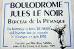 Boulodrome Jules Le Noir La Ciotat